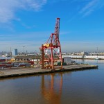 Melbourne manages over 100,500 ha of port land and water