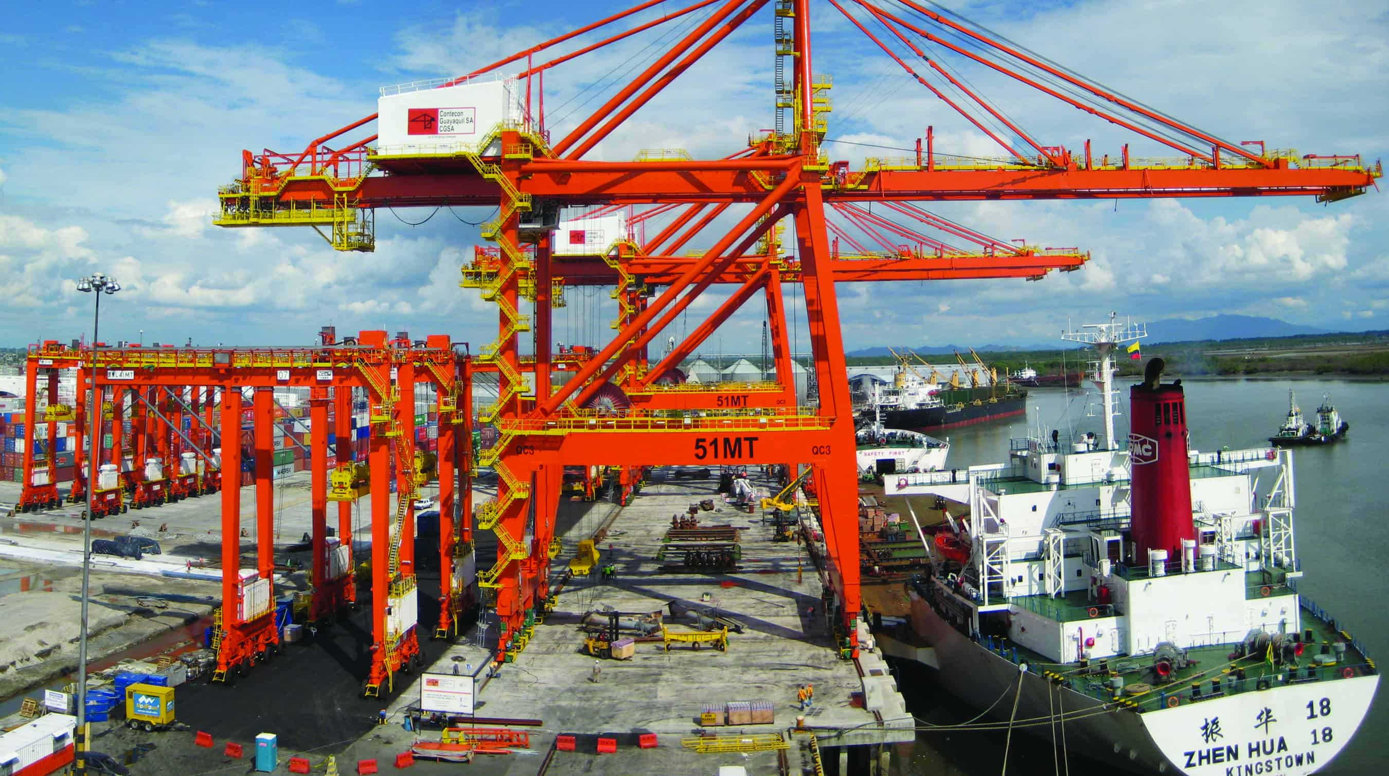 ICTSI Q1 income up 15% to US$40.7m