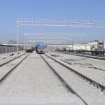 The railway lines now total more than 4 kilometres