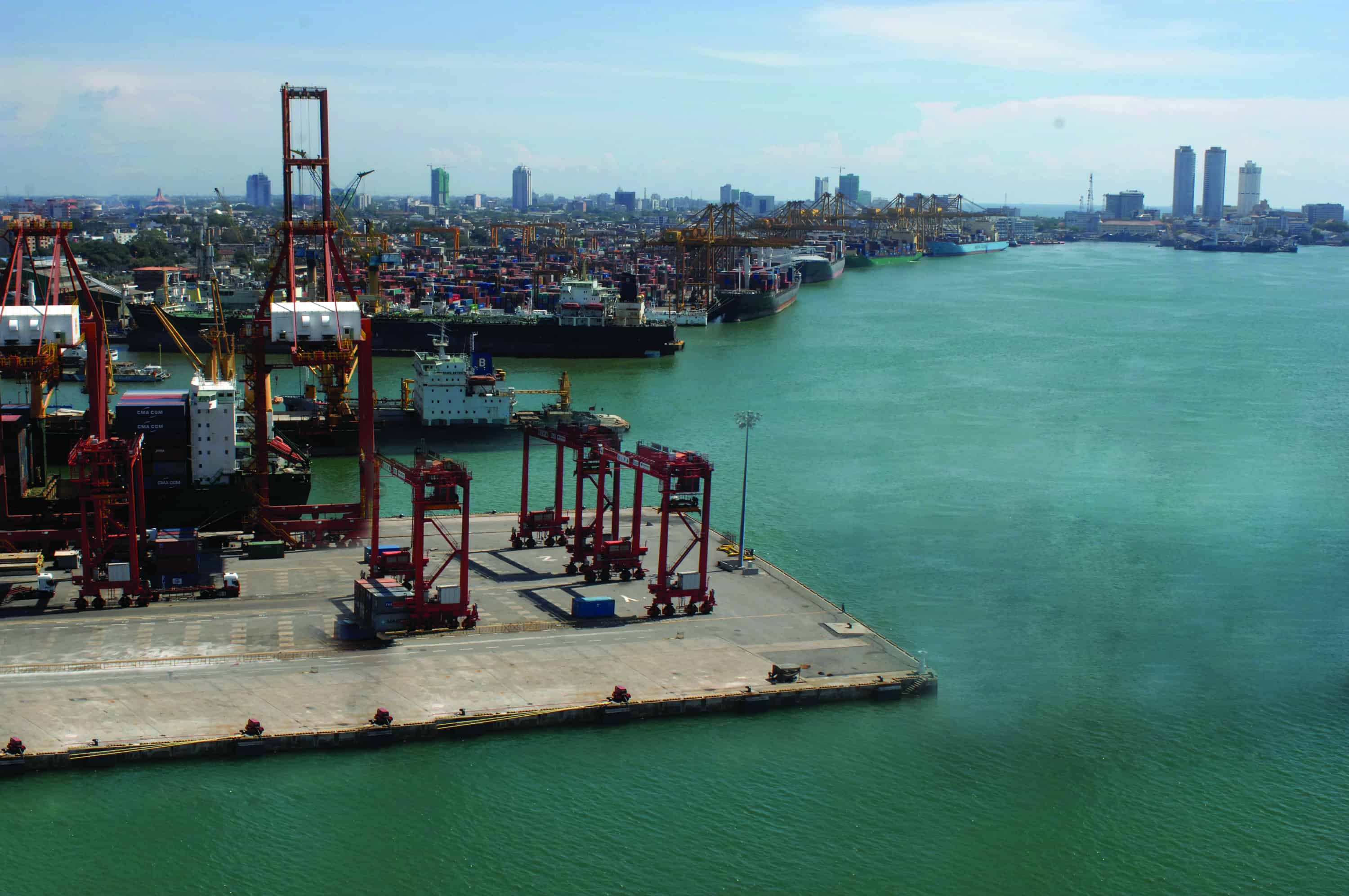 Strong interest in Sri Lanka's CICT terminal