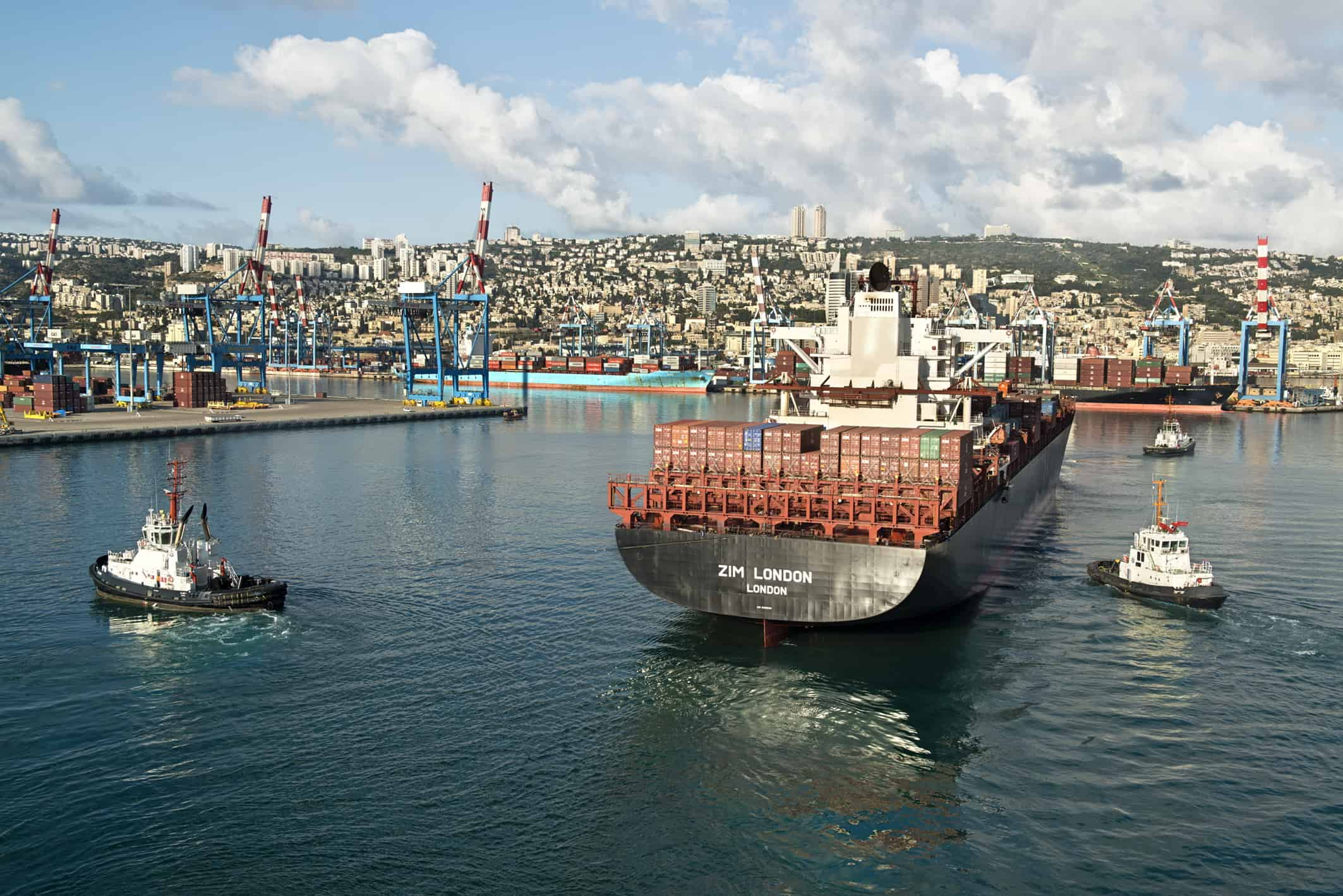 July date for new port tenders in Israel