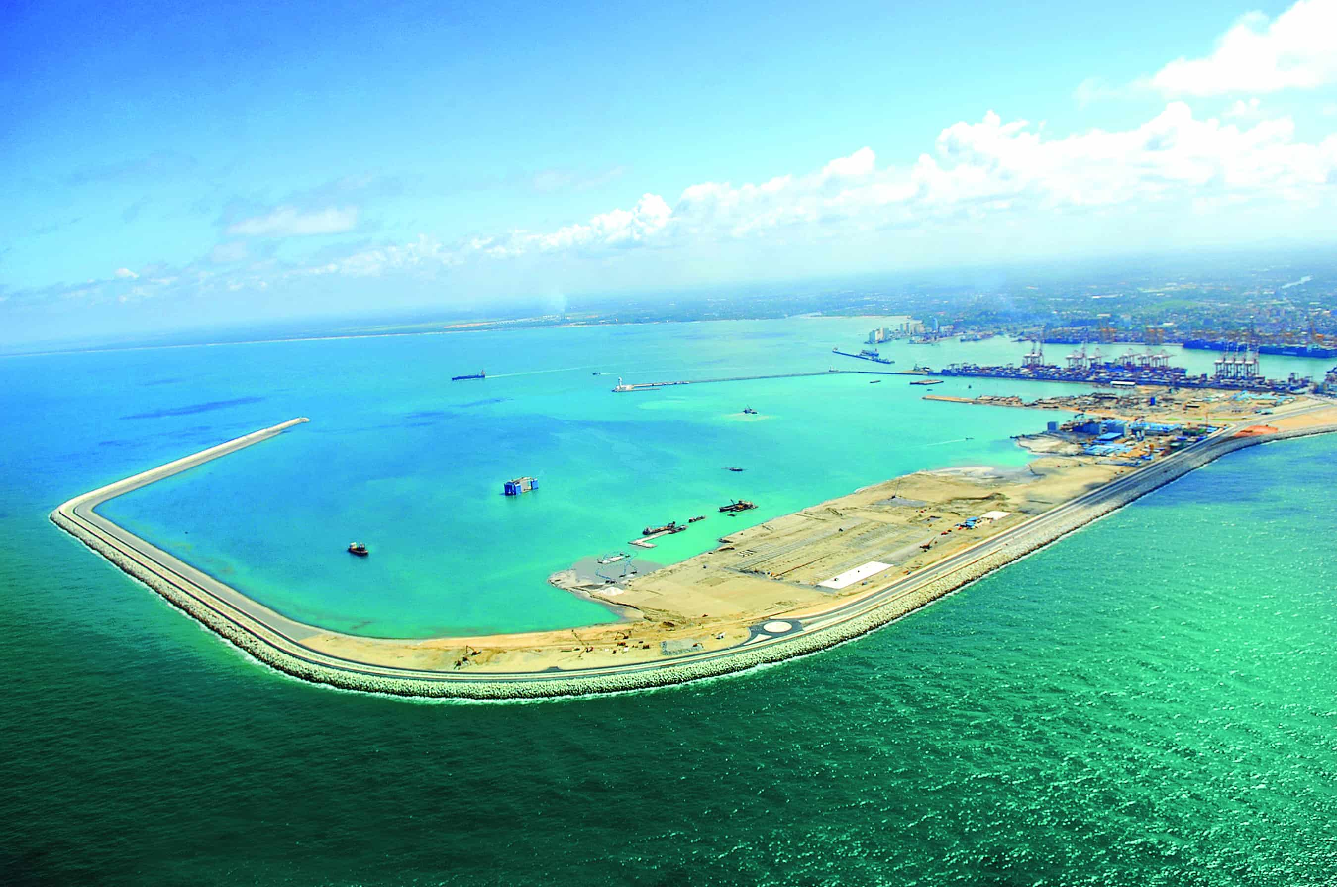Sri Lanka to expand Colombo's East Container Terminal
