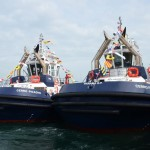 Panama Canal receives the first of 14 new tugs