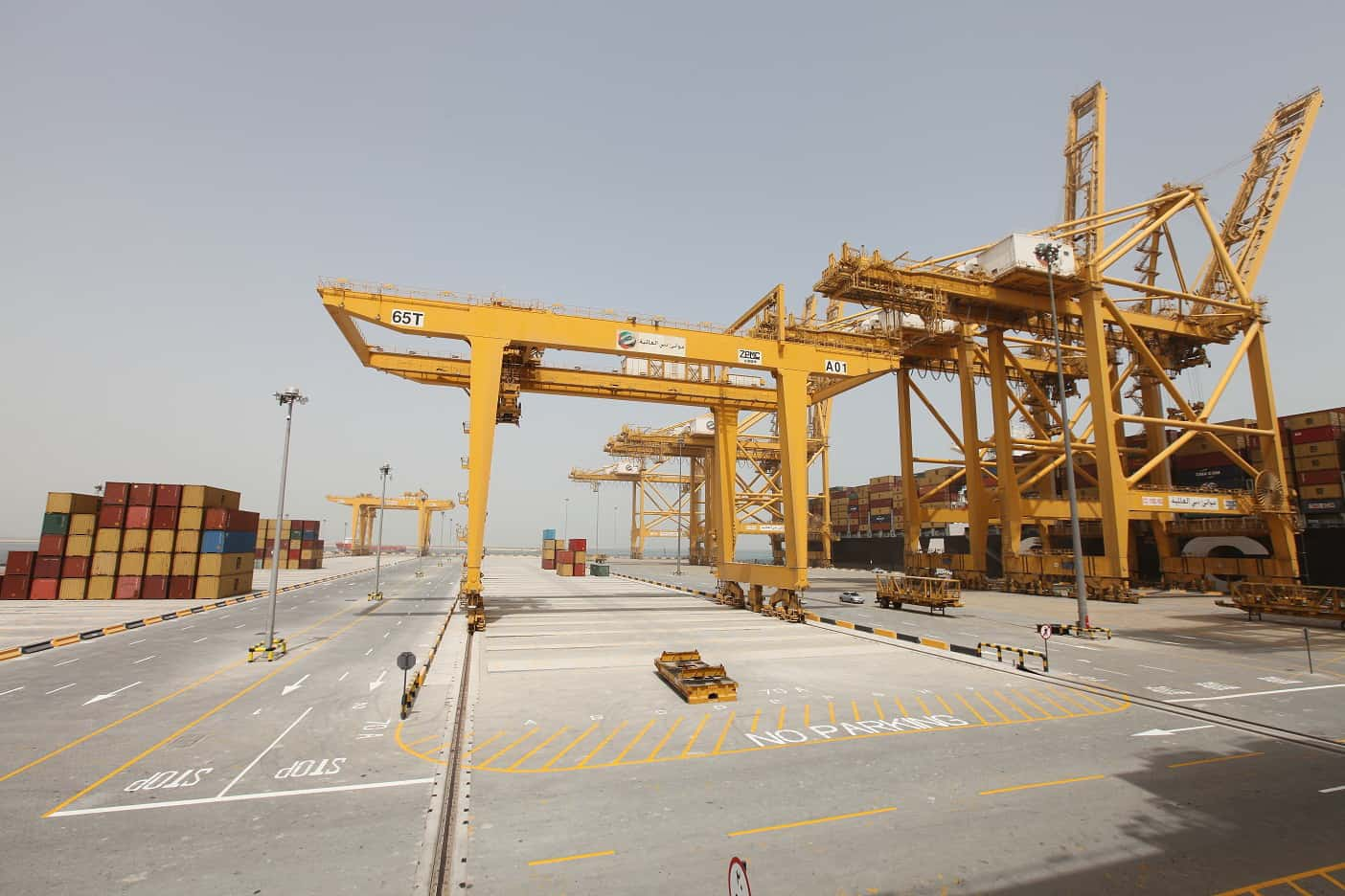 New capacity officially opened at Jebel Ali