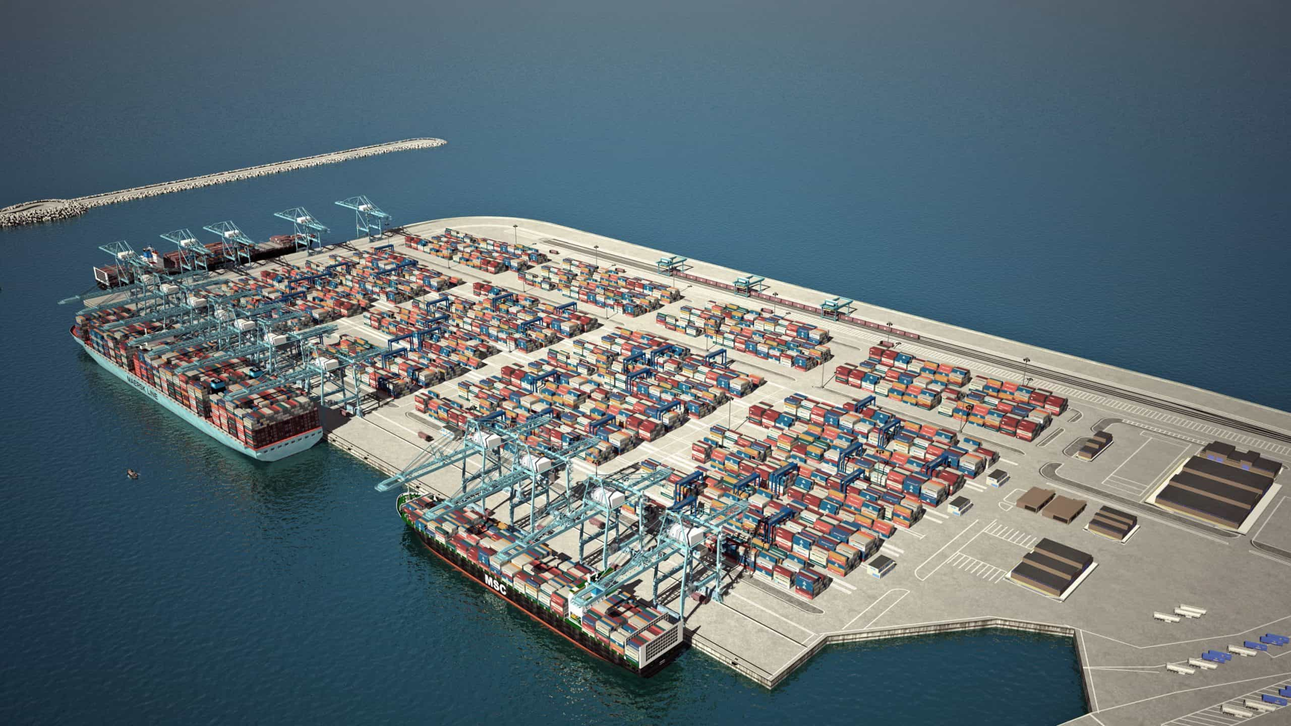 Israel announces tender for Ashdod and/or Haifa terminals