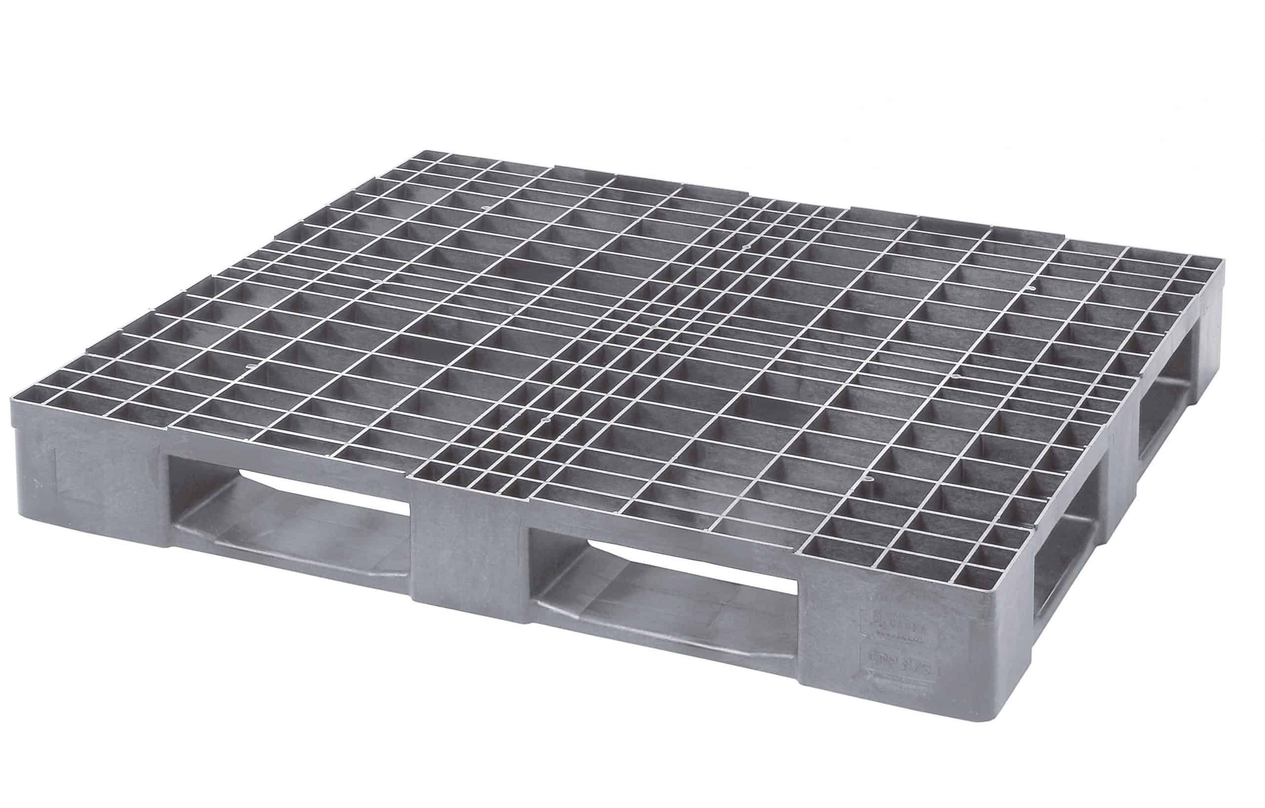 100% recycled plastic export pallet