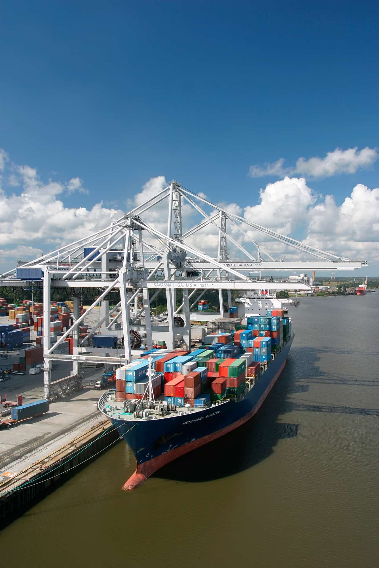 GPA signs inland port deal