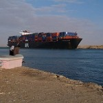 The Suez Canal [Picture: Google Images]