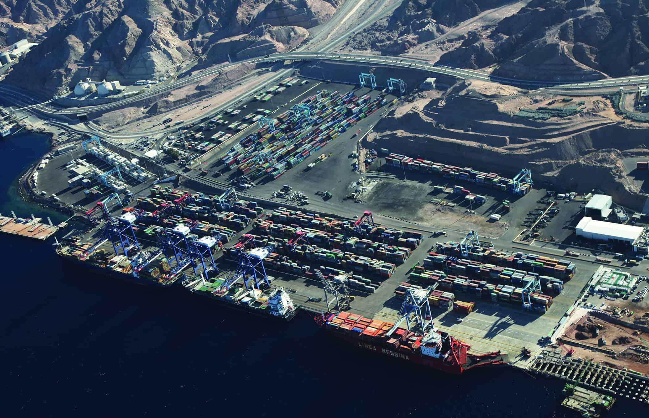 Full ahead for Aqaba