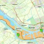 InlandLink terminals in the Port of Rotterdam