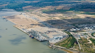 ISS appointed port agent for London Gateway