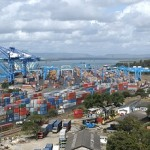 Daily cargo flow has increased to 1,700 containers [Picture: Google Images]