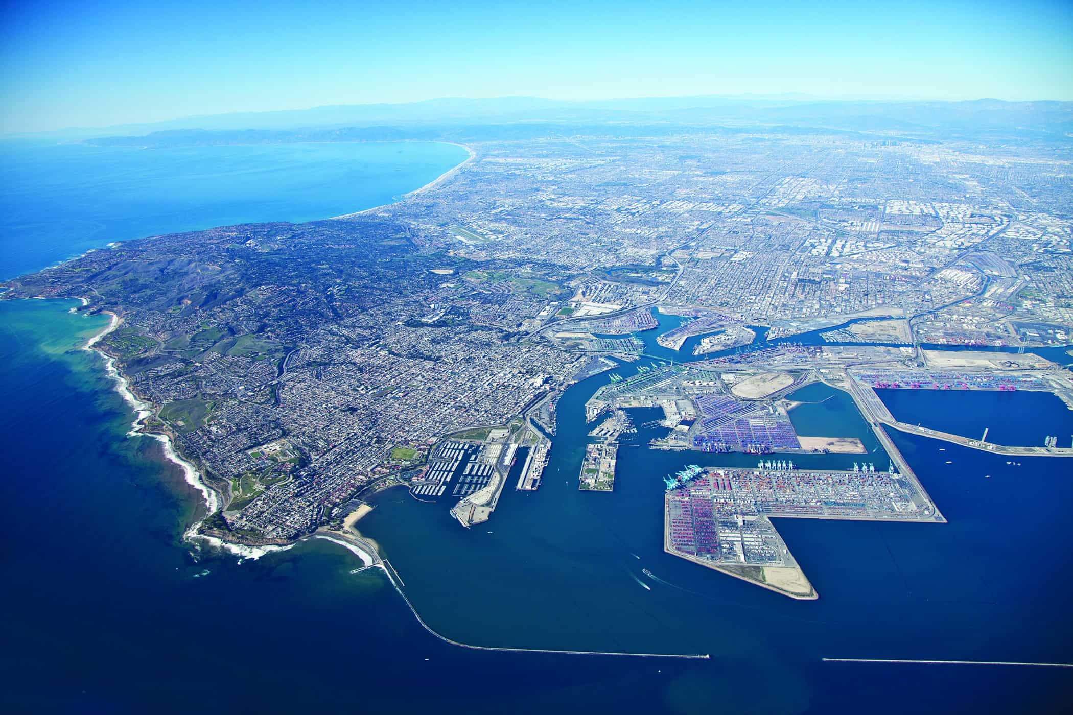New port master plan for Los Angeles