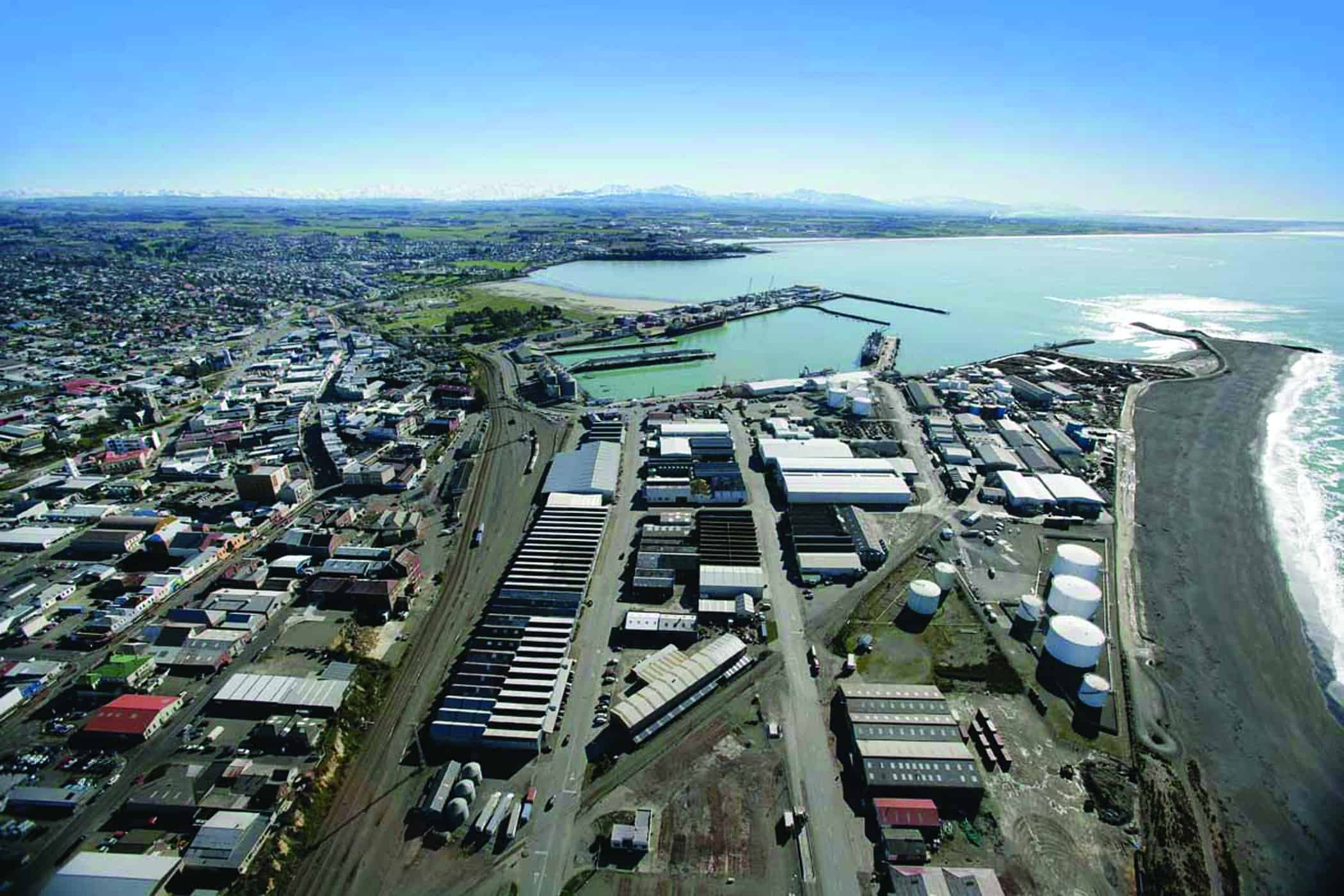 Joint venture will transform New Zealand's PrimePort Timaru