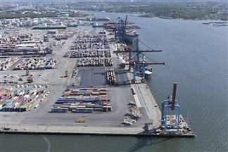 Gothenburg sees rise in exports