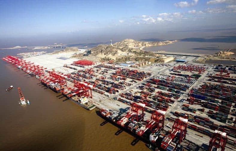 Qingdao Port attracts Cosco