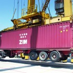 LASSTEC sensors can also prevent severe container loading accidents