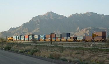 US Q3 intermodal traffic up almost 5%