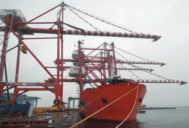 Four new gantry cranes for Yilport