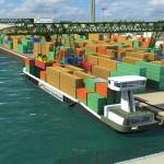 Container Transferium Alblasserdam