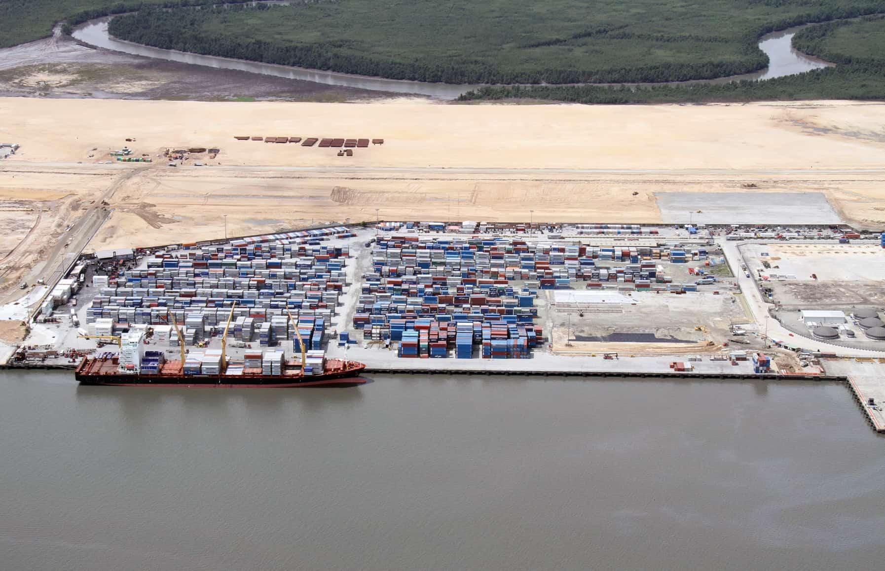 APMT WACT welcomes bigger ships
