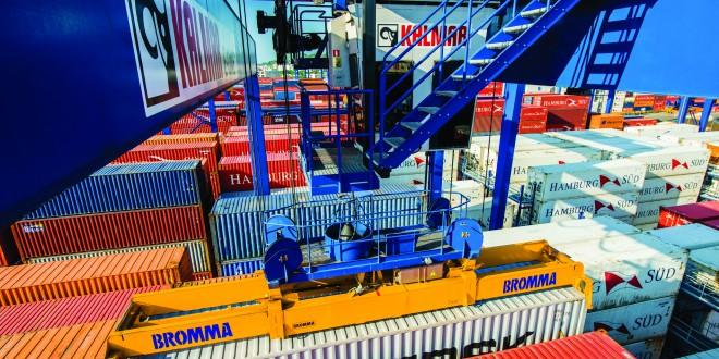 Revolutionary Kalmar RTGs for Oslo port