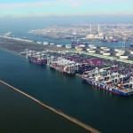 Le Havre currently handles 1.2m teu annually between two terminals