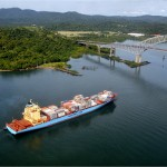 Maersk Line in the Panama Canal