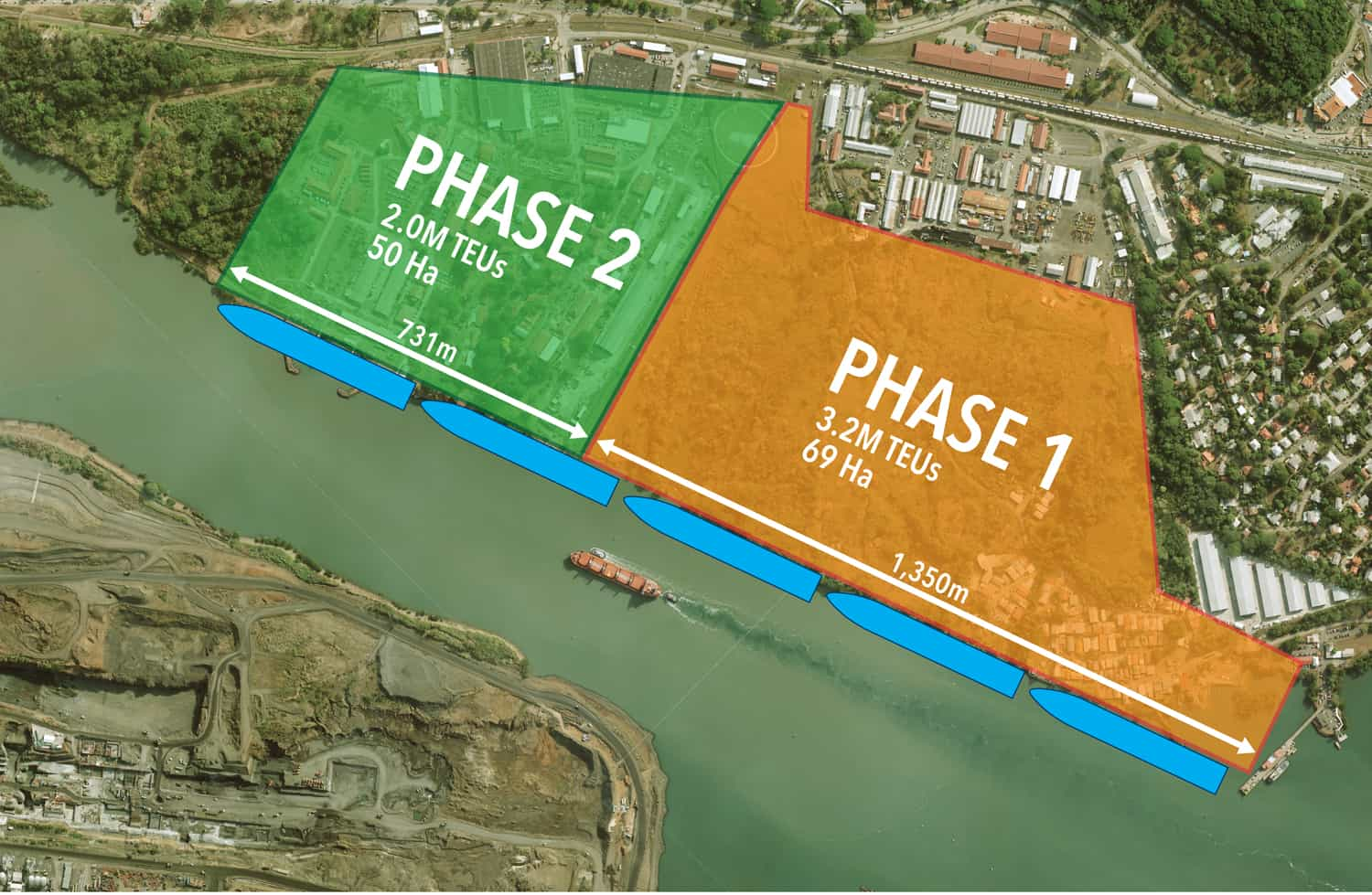 Watch: Panama Canal directors approve plans for new port