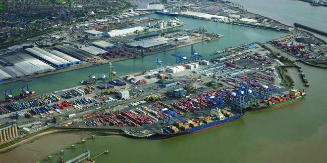 Hamburg Süd/Hapag-Lloyd to shift from Tilbury to London Gateway