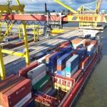 Ust-Luga Container Terminal