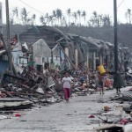 The City of Tacloban was devasted by Typhoon Yolanda