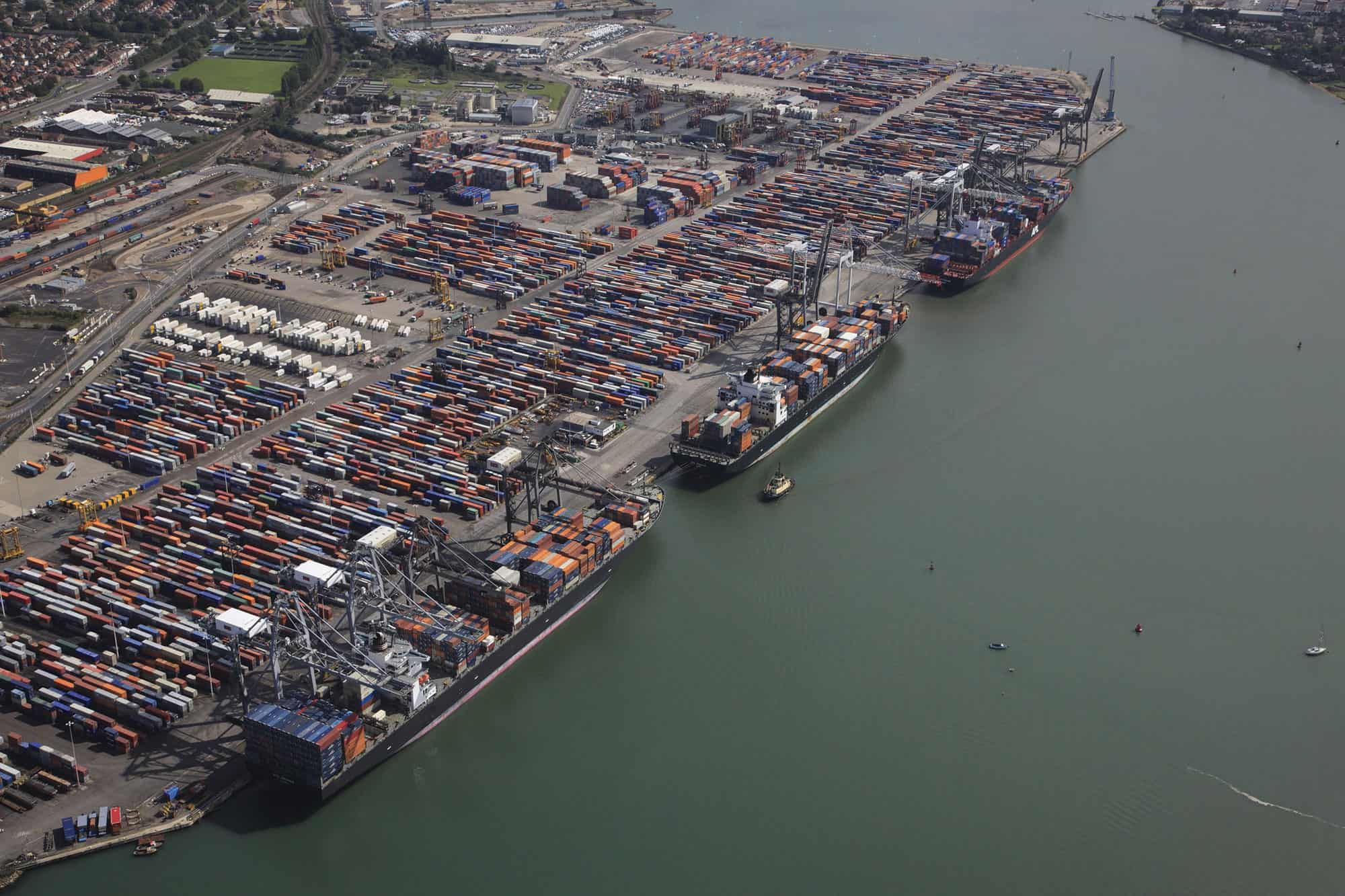 Southampton's new container handling facility to open on March 31