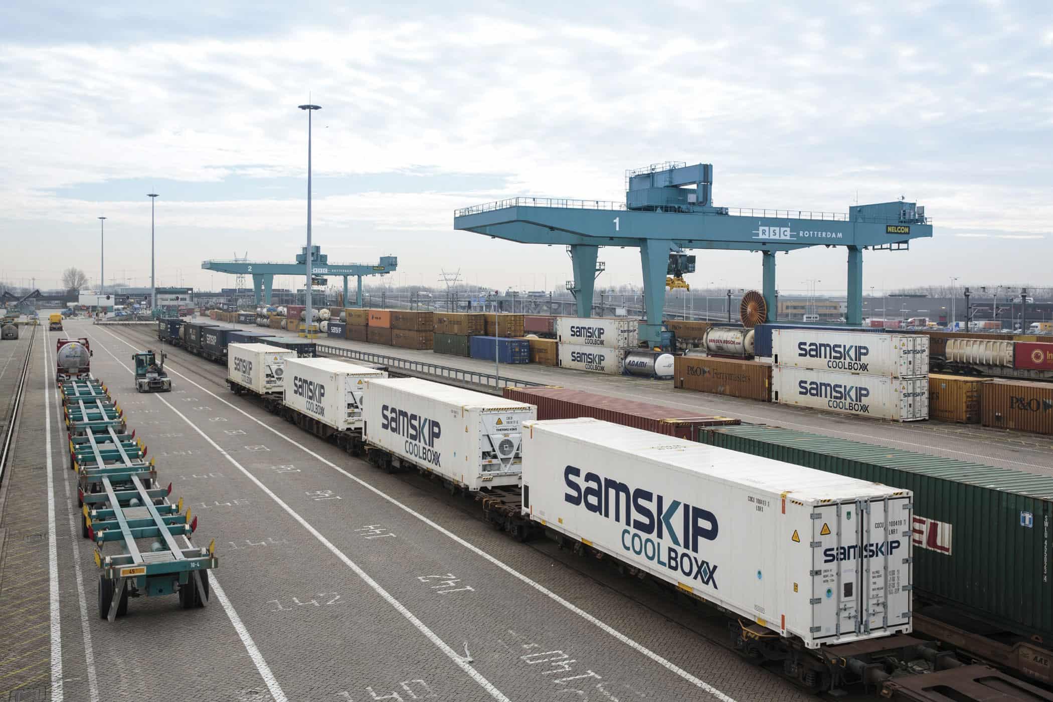 Samskip Multimodal adds 140 new reefers to its fleet