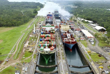 Panama Canal suffers withdrawal symptoms