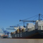 The terminal handled 705,790 teu in 2013