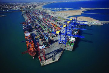 Mitsubishi buys 25% of TCB's Valencia Container Terminal