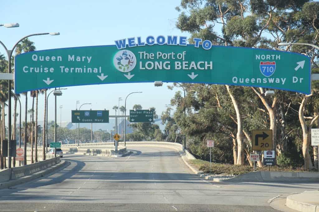 Long Beach traffic down in March