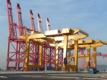 30 ZPMC cranes for Liverpool2