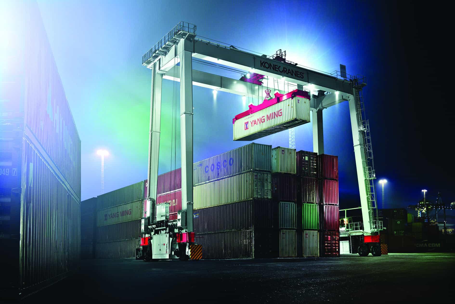 Konecranes launches revolutionary container crane