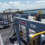 Kalmar provided the operational backbone for the project