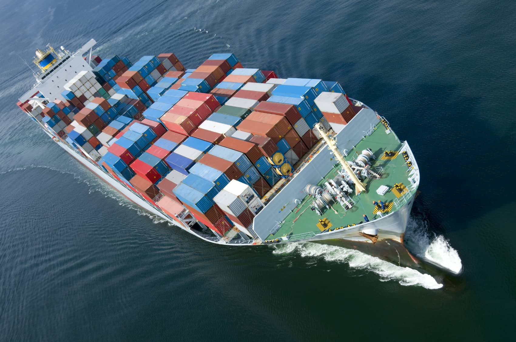 Global port industry grows steadily in Q1 2014