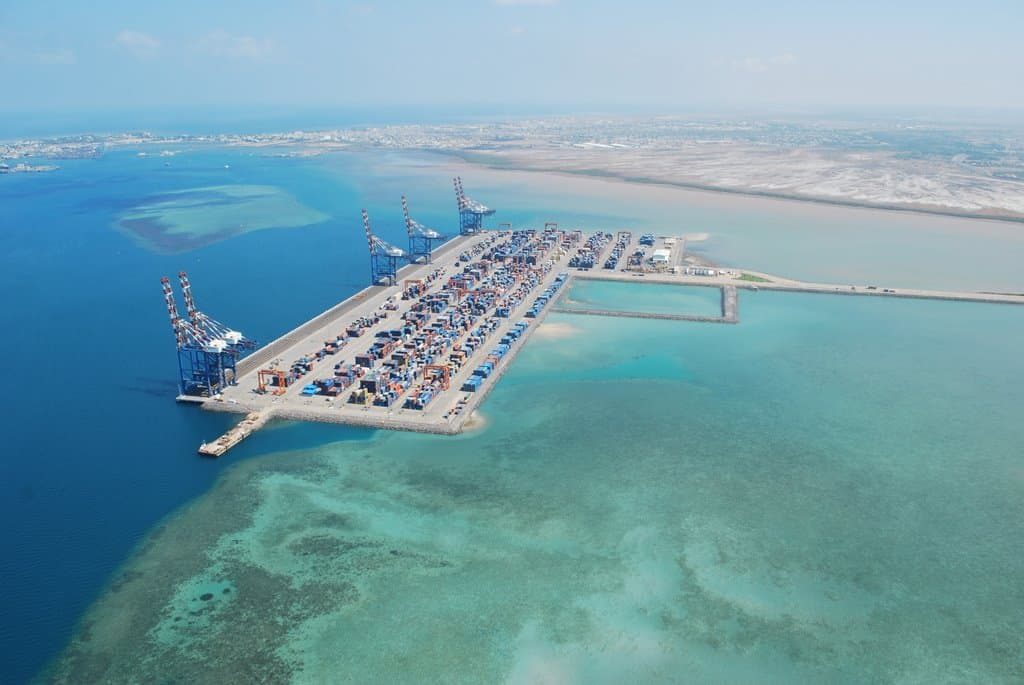 Djibouti launches legal action against DP World