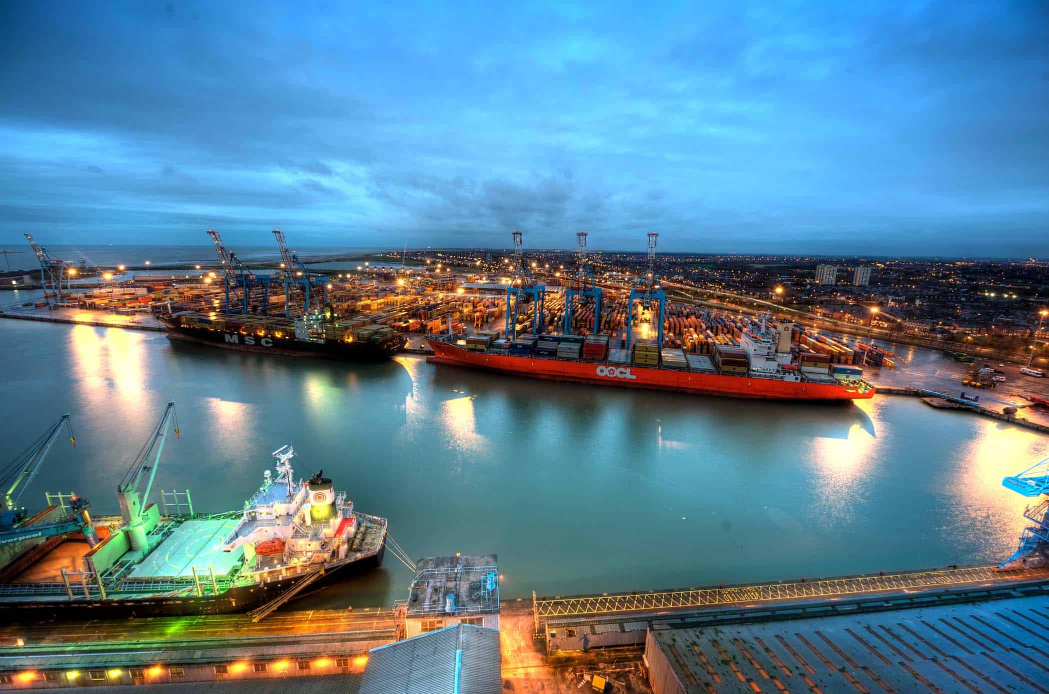 Port of Liverpool to automate its gate