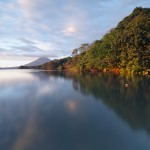 The canal route will bisect Lake Nicaragua