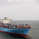 Maersk will provide 110 vessels and MSC the other 75
