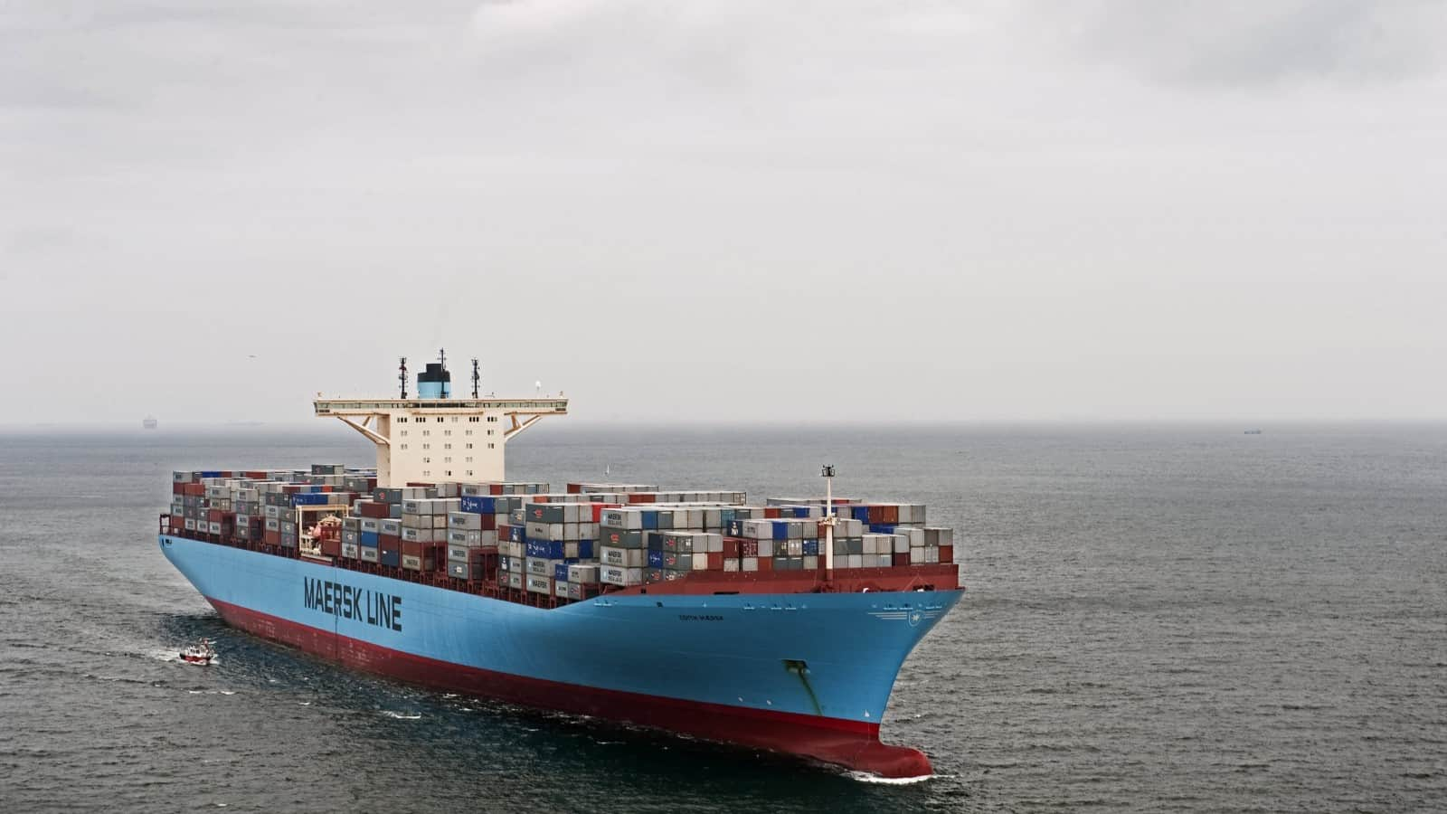 Maersk and MSC announce Vessel Sharing Agreement