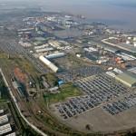 The Port of Immingham