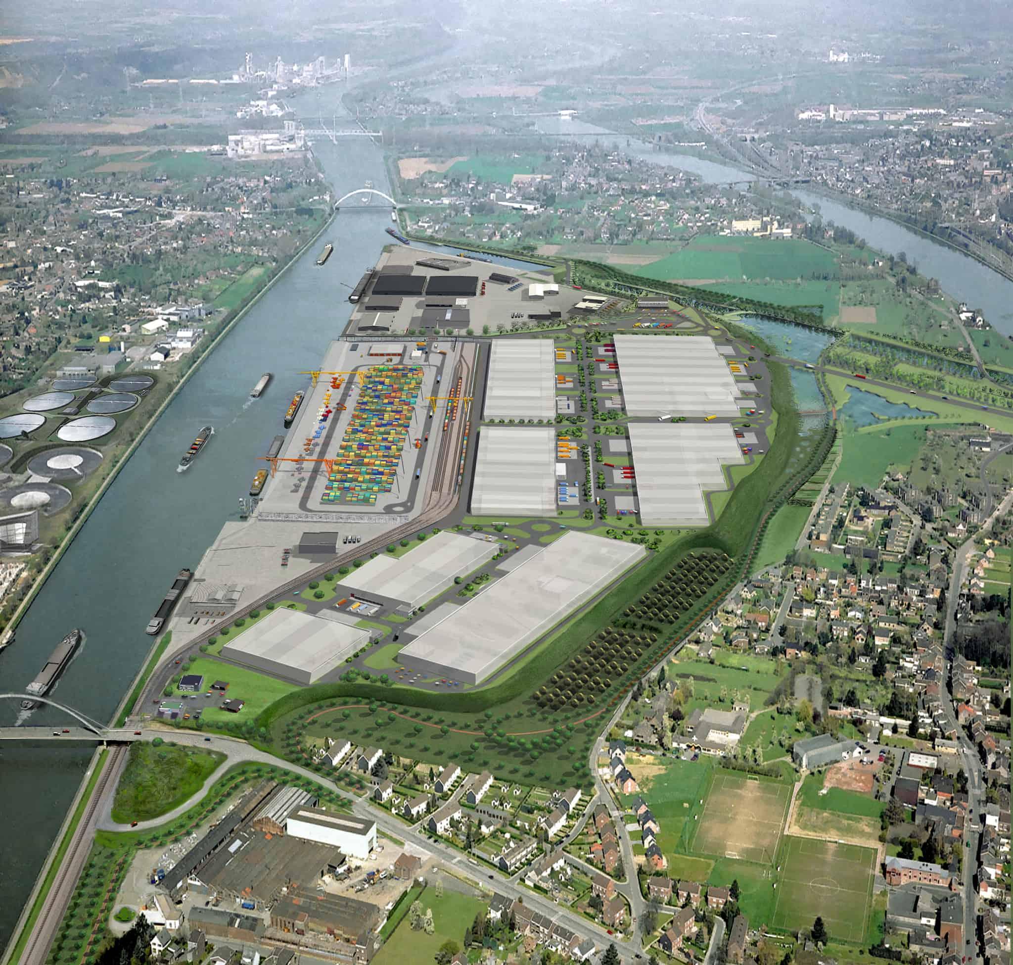 DP World invests in Liège Port