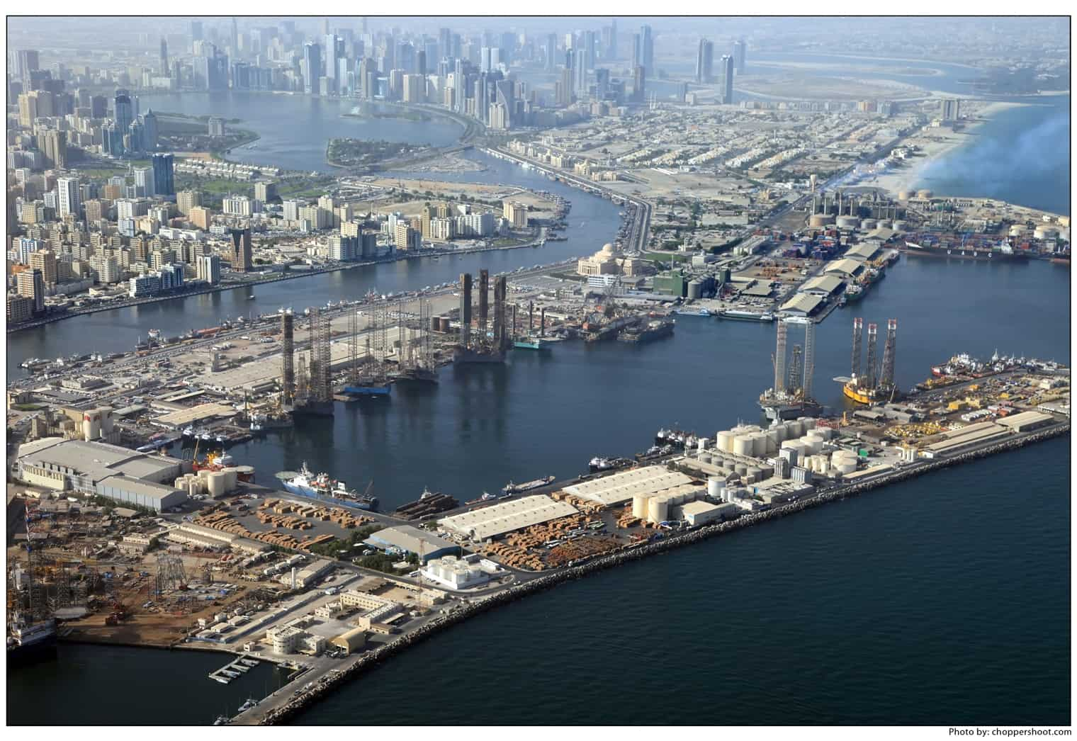 Sharjah's volumes grow by 14%